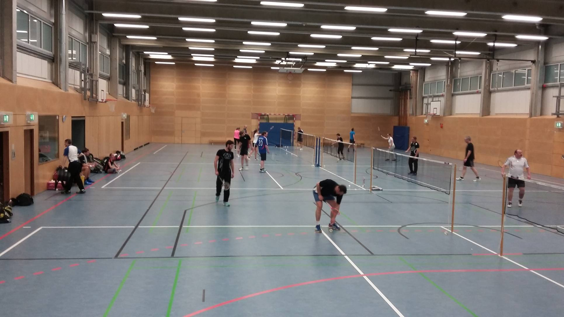 Trainingsbetrieb (2)